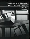 Casebook for systems analysis and design by Robert Marble