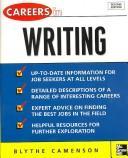 Careers in Writing (Professional Career Series)
