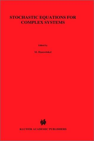 Stochastic equations for complex systems by A. V. Skorokhod