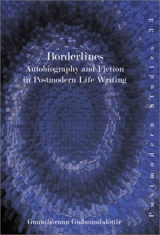 Borderlines by Gunnthorunn Gudmundsdottir