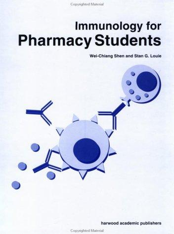 Immunology for pharmacy students by